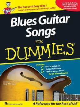 Greg Herriges - Blues Guitar Songs For Dummies
