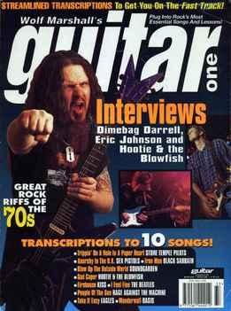 Guitar One April 1996
