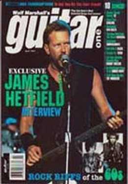 Guitar One April 1997