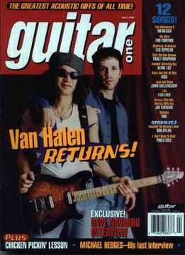 Guitar One April 1998