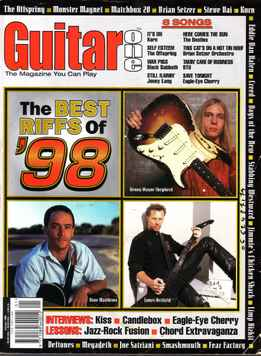 Guitar One January 1999