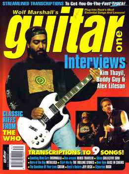 Guitar One May 1996