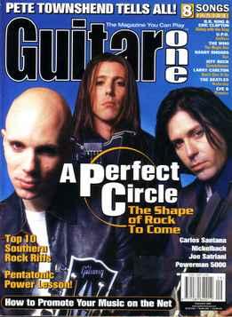 Guitar One September 2000
