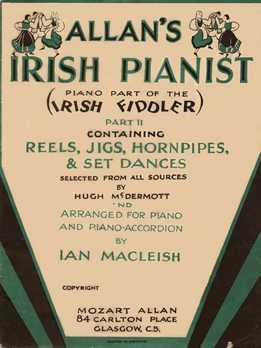 Hugh McDermott, Ian Macleish - Allans Irish Pianist Parts 2