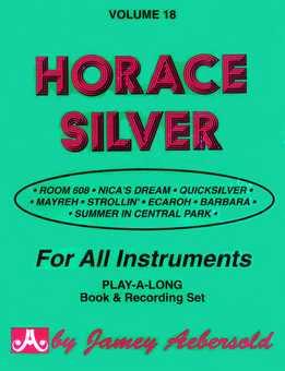Jamey Aebersold - Horace Silver Vol. 18