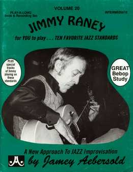 Jamey Aebersold - Jimmy Raney Vol. 20