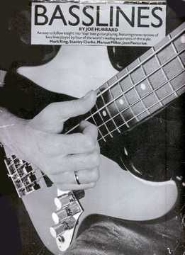 Joe Hubbard - Basslines