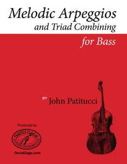 John Patitucci - Melodic Arpeggios And Triad Combining For Bass