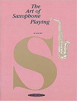 Larry Teal - The Art Of Saxophone Playing