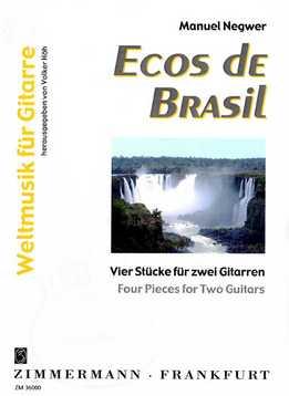 Manuel Negwer - Ecos De Brasil