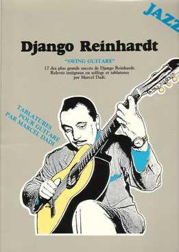 Marcel Dadi - Django Reinhardt - Swing Guitar