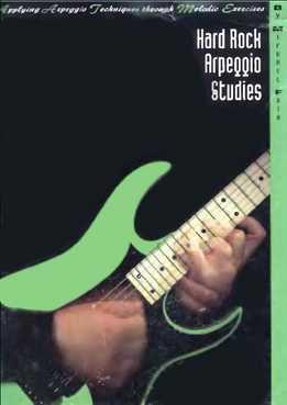 Michael Fath - Hard Rock Arpeggio Studies