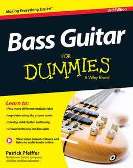 Patrick Pfeiffer – Bass Guitar For Dummies