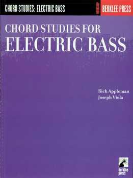 Rich Appleman & Joseph Viola - Chord Studies For Electric Bass
