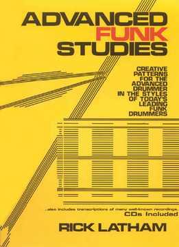 Rick Latham - Advanced Funk Studies