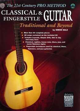 Simon Salz - Classical Fingerstyle Guitar