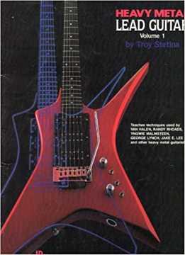 Troy Stetina - Heavy Metal Lead Guitar Vol. 1