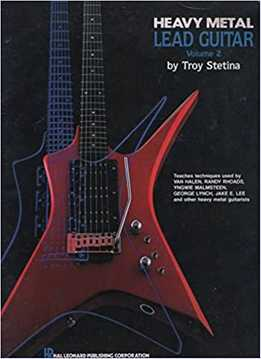 Troy Stetina - Heavy Metal Lead Guitar Vol. 2