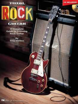Troy Stetina - Total Rock Guitar