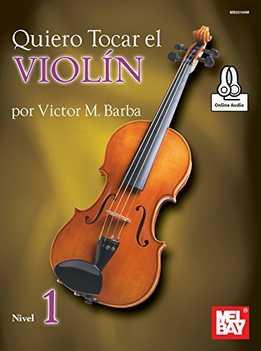 Victor Barba - Quiero Tocar El Violin Niv. 1