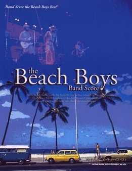 Beach Boys - The Best Of (Full Band Score)