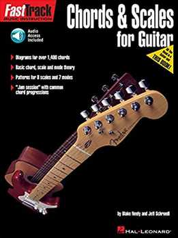 Blake Neely & Jeff Schroedl - Chords & Scales For Guitar