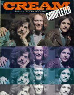 Cream - Completed