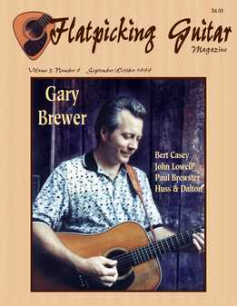 Flatpicking Guitar Magazine Vol. 3, Number 6