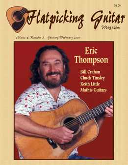Flatpicking Guitar Magazine Vol. 4, Number 2