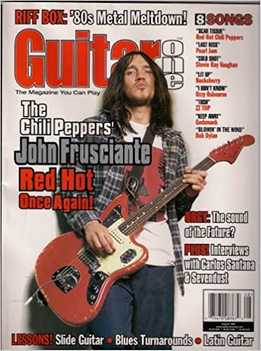 Guitar One August 1999