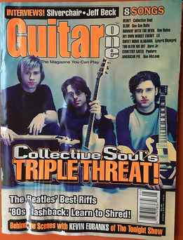 Guitar One May 1999