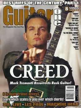 Guitar One November 1999
