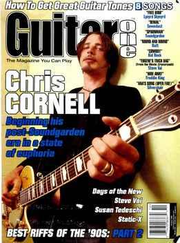 Guitar One October 1999