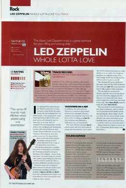 Guthrie Govan - Led Zeppelin - Whole Lotta Love