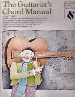 Happy Traum - The Guitarist's Chord Manual