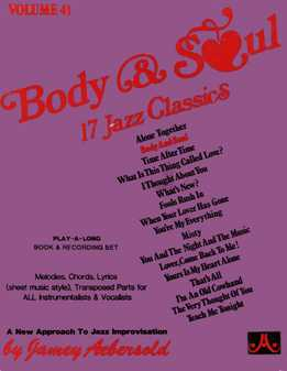 Jamey Aebersold - Body & Soul Vol. 41