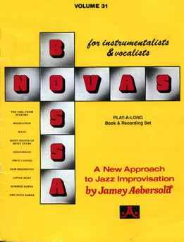 Jamey Aebersold - Bossa Novas Vol. 31