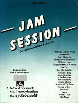 Jamey Aebersold - Jam Session Vol. 34