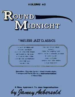 Jamey Aebersold - 'Round Midnight Vol. 40
