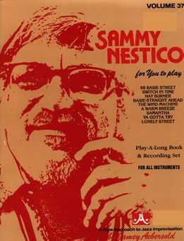 Jamey Aebersold - Sammy Nestico Vol. 37