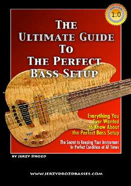 Jerzy Drozd - The Ultimate Guide To The Perfect Bass Setup