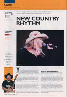 Lee Hodgson - New Country Rhythm