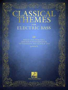 Mark Phillips - Classical Themes For Electric Bass