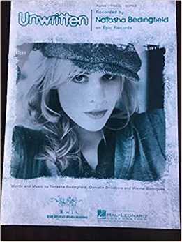 Natasha Bedingfield - Unwritten
