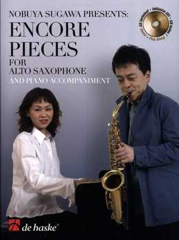 Nobuya Sugawa - Encore Pieces For Alto Saxophone And Piano Accompaniment
