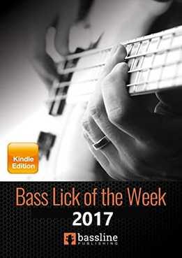 Stuart Clayton - Bass Lick Of The Week 2017