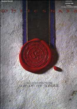 Whitesnake - Selections From Slip Of The Tongue