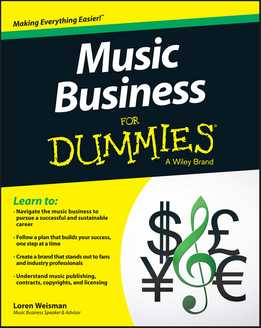 Wiley Brand - Music Business For Dummies